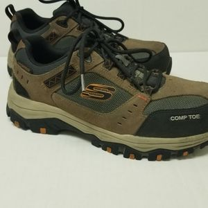 Skechers Work Shoes Sz 7